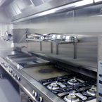 commercial kitchen equipments Build