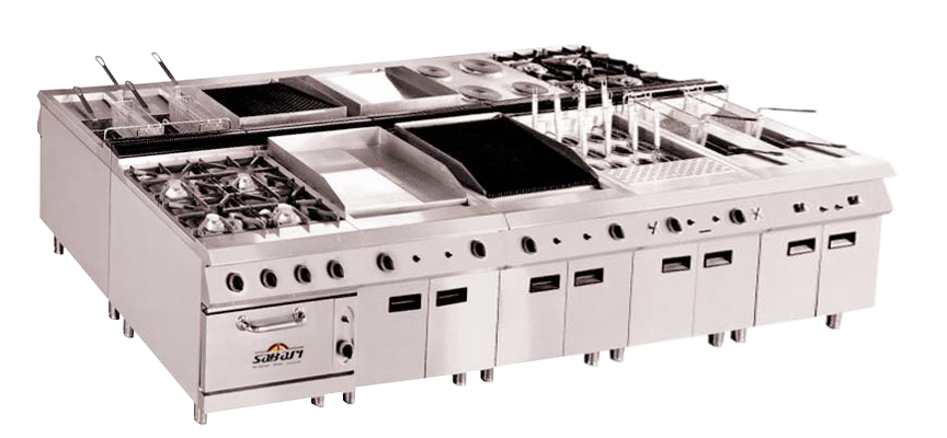 commercial kitchen equipments commercial burner range