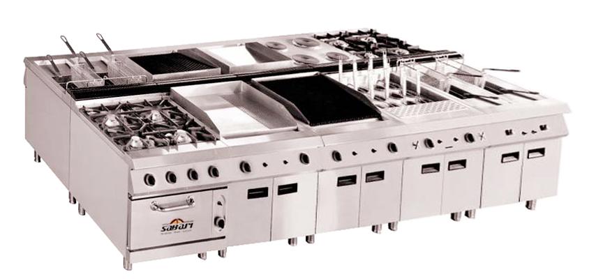 Commercial Kitchen Equipments Commercial Burner Range